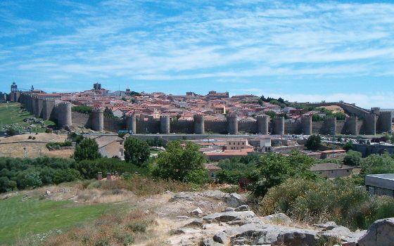Ávila Stadtmauer