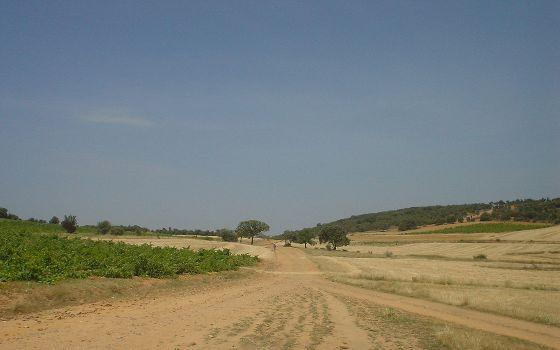 Jakobsweg in der Provinz León