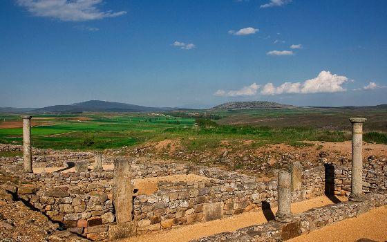 Numancia - archäologische Fundstätte