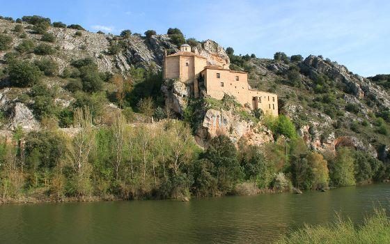 San Saturio in der Provinz Soria